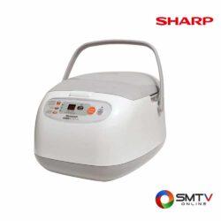 SHARP หม้อหุงข้าว คอมพิวเตอร์ไรซ์ 1.8 ลิตร รุ่น KS ZT18 W