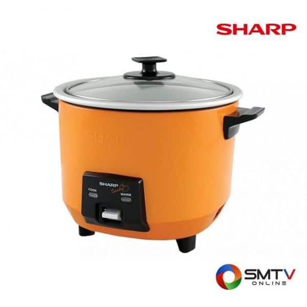 SHARP หม้อหุงข้าว 1.1 ลิตร รุ่น KSH CANDY11 SK