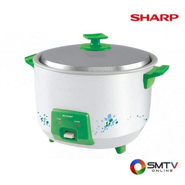 SHARP หม้อหุงข้าว 1.1 ลิตร รุ่น KSH Q11 ER