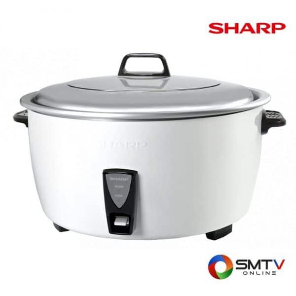 SHARP หม้อหุงข้าว 10 ลิตร รุ่น KSH D1010