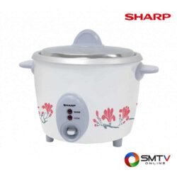 SHARP หม้อหุงข้าว 2.2 ลิตร รุ่น KSH D22 GY