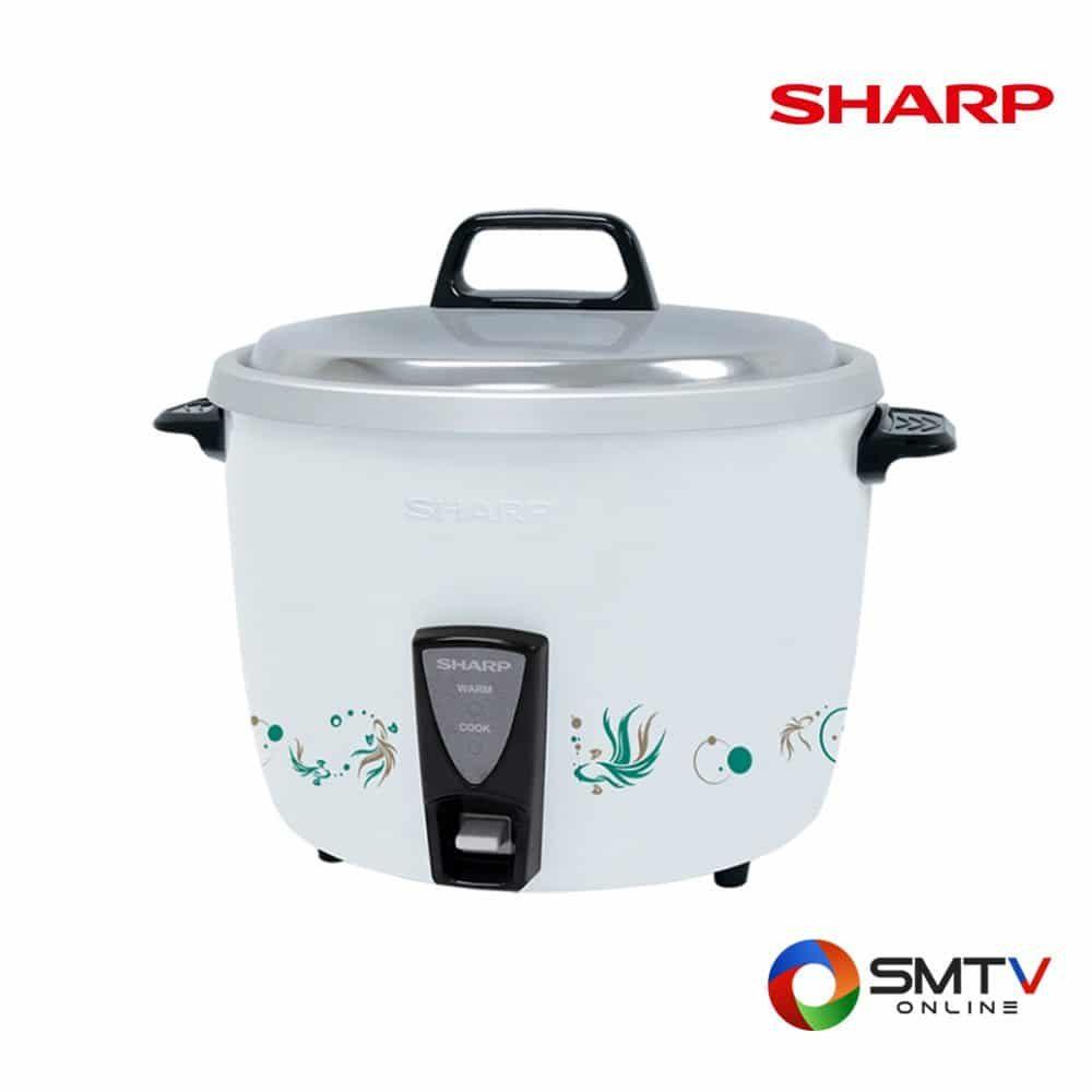 SHARP หม้อหุงข้าว 3.8 ลิตร รุ่น KSH-D40 -คละสี ( KSH-D40 ) รหัสสินค้า : kshd40
