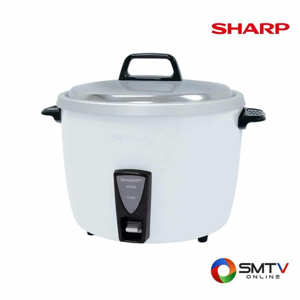 SHARP หม้อหุงข้าว 3.8 ลิตร รุ่น KSH-H39 ( KSH-H39 ) รหัสสินค้า : kshh39w