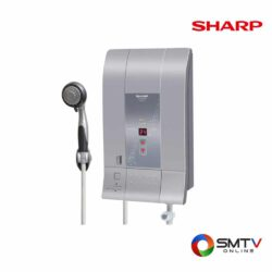 SHARP เครื่องทำน้ำอุ่น 3500 วัตต์ รุ่น WH-237DP ( WH-237DP ) รหัสสินค้า : wh237dp