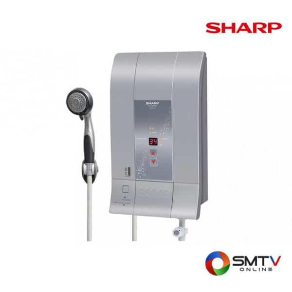SHARP เครื่องทำน้ำอุ่น รุ่น WH 237DP