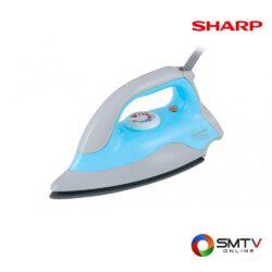 SHARP เตารีดไฟฟ้า 1.5 ปอนด์ รุ่น AM-P333 - คละสี ( AM-P333 ) รหัสสินค้า : amp333