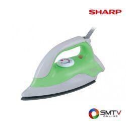 SHARP เตารีดไฟฟ้า 1.5 ปอนด์ รุ่น AM P333 GR