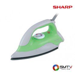 SHARP เตารีดไฟฟ้า 1.5 ปอนด์ รุ่น AM P333T GR