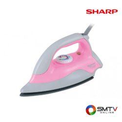 SHARP เตารีดไฟฟ้า 1.5 ปอนด์ รุ่น AM-P333T - คละสี ( AM-P333T ) รหัสสินค้า : amp333t