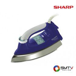SHARP เตารีดไฟฟ้า 3.5 ปอนด์ รุ่น AM-P465T- คละสี ( AM-P465T ) รหัสสินค้า : amp465t