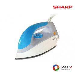 SHARP เตารีดไฟฟ้า 4.5 ปอนด์ รุ่น AM-575T - คละสี ( AM-575T ) รหัสสินค้า : am575t