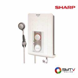 SHARP เครื่องทำน้ำอุ่น 6000 วัตต์ รุ่น WH-T65M ( WH-T65M ) รหัสสินค้า : wht65m