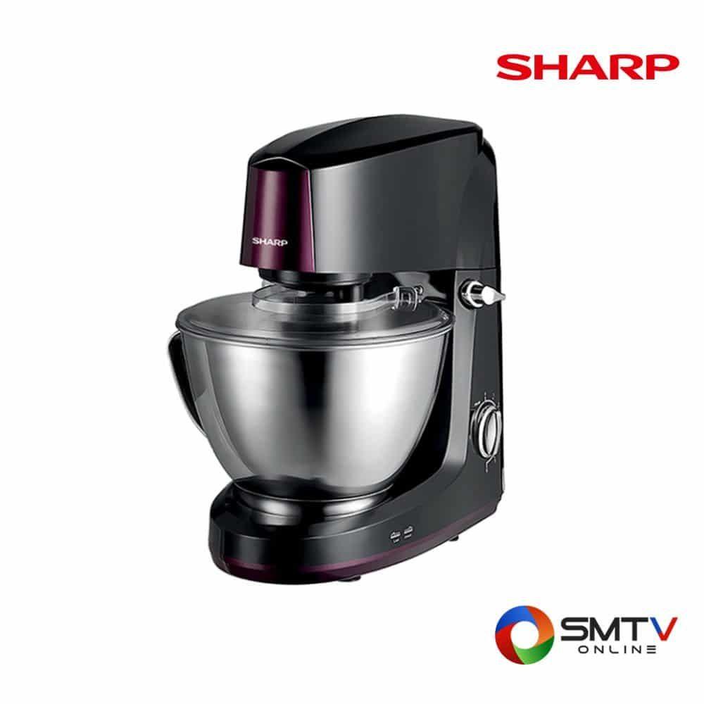 SHARP เครื่องผสมอาหาร 2 ลิตร 600 วัตต์ รุ่น EMS-200LP ( EMS-200LP ) รหัสสินค้า : ems200lp