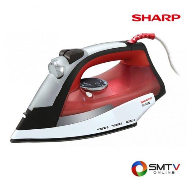SHARP เตารีดไอน้ำ รุ่น EI S202