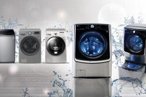 เครื่องซักผ้า 1