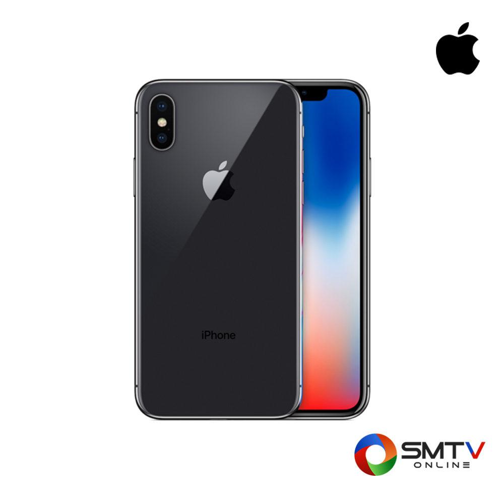 APPLE iPhone X 64 GB ( APPLE iPhone X 64 GB ) รหัสสินค้า : iphonex