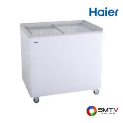 HAIER ตู้แช่แข็ง (ฝากระจกตรง) 10.2 คิว รุ่น SD-376G ( SD-376G ) รหัสสินค้า : sd379g