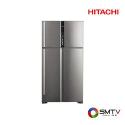 HITACHI ตู้เย็น 2 ประตู 21.2 คิว รุ่น RV-600PWX ( RV-600PWX ) รหัสสินค้า : rv600pwx