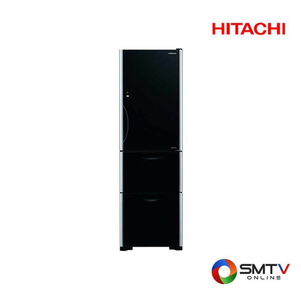 HITACHI ตู้เย็น 3 ประตู 11.4 คิว รุ่น R-SG32FPTH
