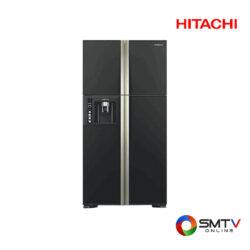 HITACHI ตู้เย็น 4 ประตู 19.0 คิว รุ่น R W550PZ