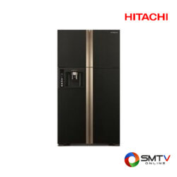 HITACHI ตู้เย็น 4 ประตู 19.0 คิว รุ่น R-W550PZX ( R-W550PZX ) รหัสสินค้า : rw550pzx