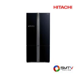 HITACHI ตู้เย็น 4 ประตู 21.5 คิว รุ่น R-WB600 PB ( R-WB600 PB ) รหัสสินค้า :