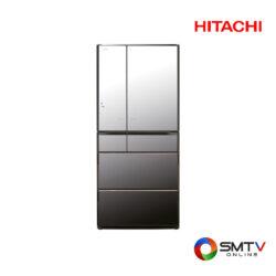 HITACHI ตู้เย็น REF JP MODELE 22.4 คิว รุ่น  R-E6800XT ( R-E6800XT ) รหัสสินค้า : re6800xt