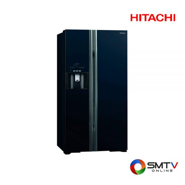 HITACHI ตู้เย็น SIDE BY SIDE 21.3 คิว รุ่น RS 600GP2TH