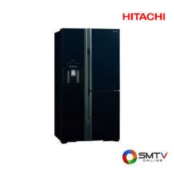 HITACHI ตู้เย็น SIDE BY SIDE 21.8 คิว รุ่น RM-600GP2TH ( RM-600GP2TH ) รหัสสินค้า : rm60gp2th