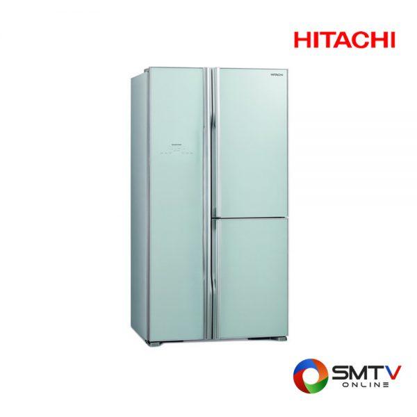 HITACHI ตู้เย็น SIDE BY SIDE 21.8 คิว รุ่น RM 600P2TH