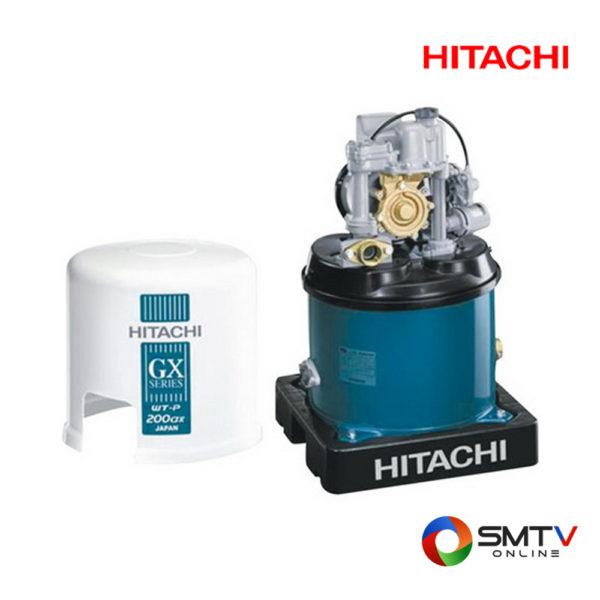 HITACHI ปั้มน้ำแบบอัตโนมัติ 200 วัตต์ รุ่น WT P200GX2