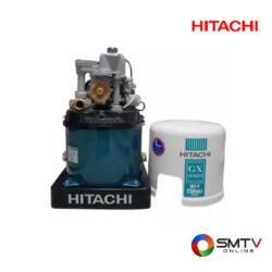 HITACHI ปั้มน้ำแบบอัตโนมัติ 250 วัตต์ รุ่น WT-P250GX2 ( WT-P250GX2 ) รหัสสินค้า : wtp250gx2