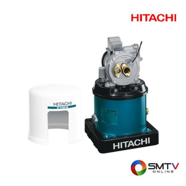 HITACHI ปั้มน้ำแบบอัตโนมัติ 300 วัตต์ รุ่น DT P300GXPJ 1