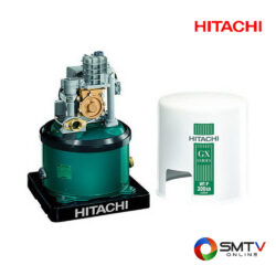 HITACHI ปั้มน้ำแบบอัตโนมัติ 300 วัตต์ รุ่น WT-P300GX2 ( WT-P300GX2 ) รหัสสินค้า : wtp300gx2