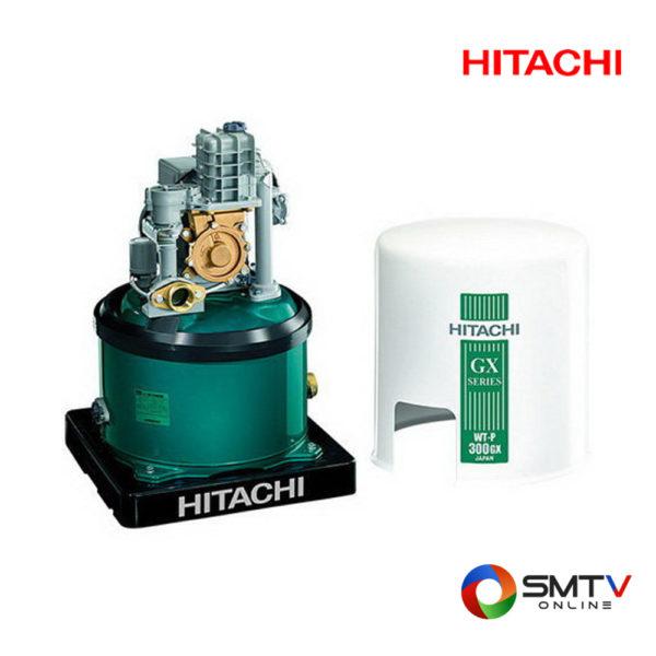 HITACHI ปั้มน้ำแบบอัตโนมัติ 300 วัตต์ รุ่น WT P300GX2