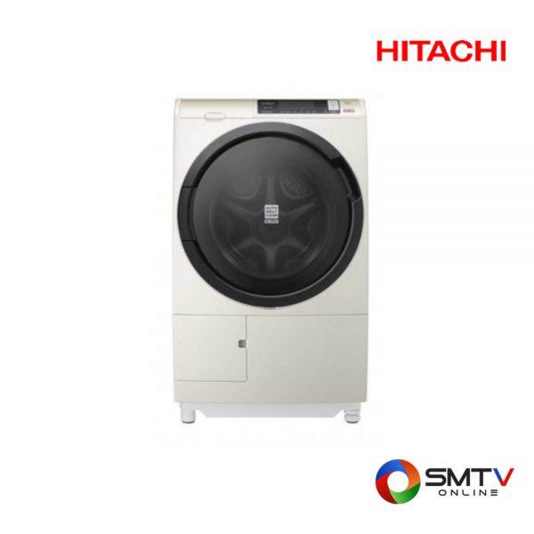 HITACHI เครื่องซักผ้า ฝาหน้า 10.5 กก. รุ่น BD SG100AJ INVERTER