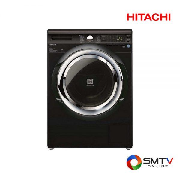 HITACHI เครื่องซักผ้า ฝาหน้า 8 กก. รุ่น BD 80 XAV INVERTER