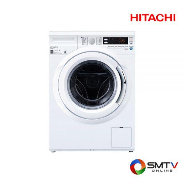 HITACHI เครื่องซักผ้า ฝาหน้า 9 กก. รุ่น BD 90 YAV INVERTER