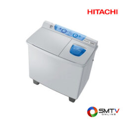 HITACHI เครื่องซักผ้า สองถัง 10 กก. รุ่น PS-100LJB ( PS-100LJB ) รหัสสินค้า : ps100ljb