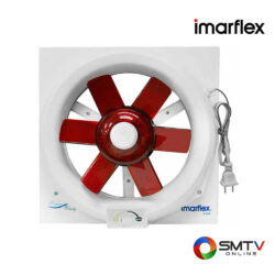 IMARFLEX พัดลมดูดอากาศ รุ่น IF-508 ( IF-508 ) รหัสสินค้า : if508