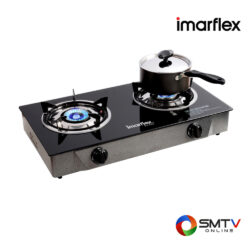 IMARFLEX เตาแก๊สหัวคู่ รุ่น IG-426 ( IG-426 ) รหัสสินค้า : ig426