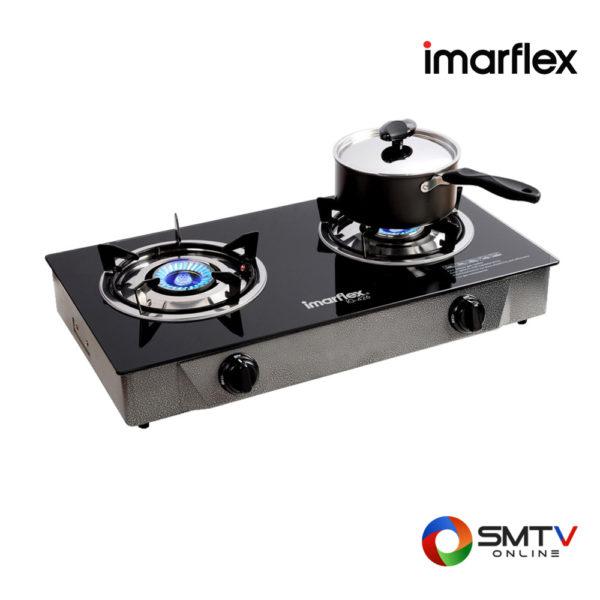 IMARFLEX-เตาแก๊สหัวคู่-รุ่น-IG-426