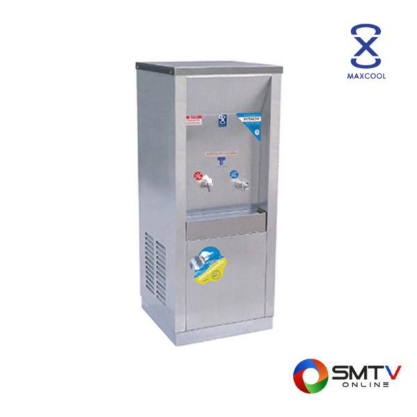 MAXCOOL-ตู้ทำน้ำเย็น-น้ำร้อนแบบต่อท่อ-รุ่น-MCH-2PW