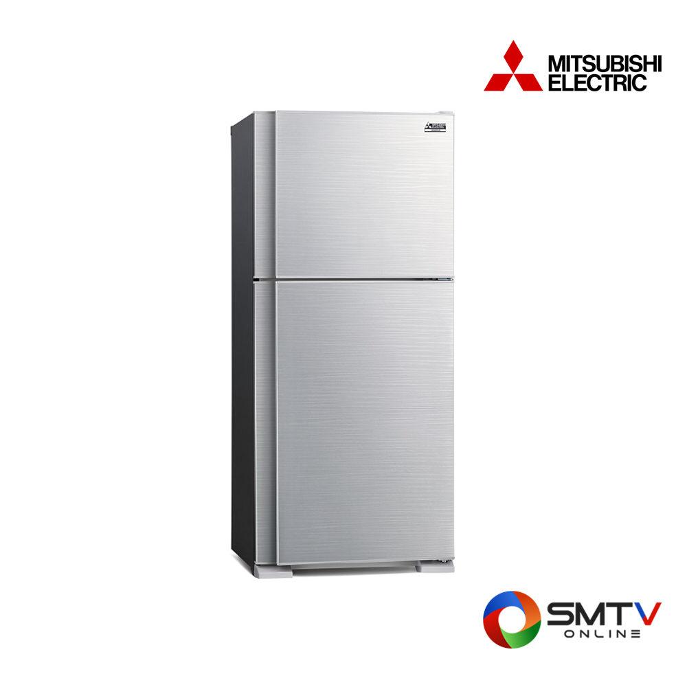 MITSUBISHI ตู้เย็น 2 ประตู 13.4 คิว รุ่น MR-F41EM - ST ( MR-F41EM ) รหัสสินค้า : mrf41emst
