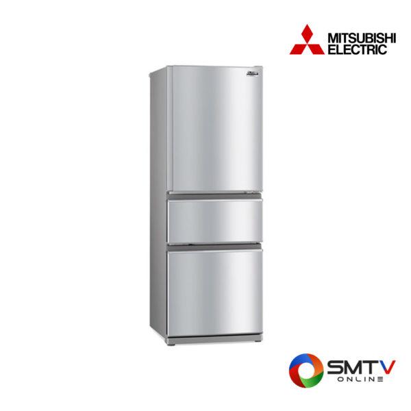MITSUBISHI-ตู้เย็น-3-ประตู-12.6-คิว-รุ่น-MR-CX42EM-ST