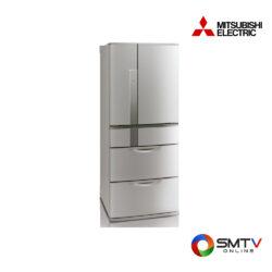 MITSUBISHI ตู้เย็น 6 ประตู 21.2 คิว รุ่น MR-JX64W-N ( MR-JX64W-N ) รหัสสินค้า : mrjx64wn
