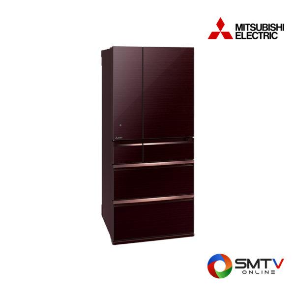 MITSUBISHI-ตู้เย็น-6-ประตู-24.5-คิว-รุ่น-MR-JX71Y