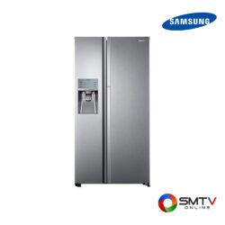 SAMSUNG ตู้เย็น Side BY Side 21.9 คิว รุ่น RH58K6687SL ( RH58K6687SL ) รหัสสินค้า : rh58k6687sl