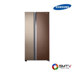 SAMSUNG ตู้เย็น Side BY Side 22.6 คิว รุ่น RH62K62377A ( RH62K62377A ) รหัสสินค้า : rh62k62377a
