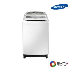 SAMSUNG เครื่องซักผ้าฝาบน รุ่น WA10J5710SW ( WA10J5710SW ) รหัสสินค้า : wa10j5710sw
